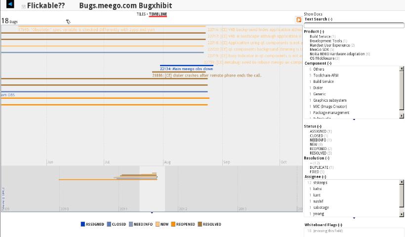 Qtzibit Tiny Programs Make Amazing Web Mashups Using Simile Widgets